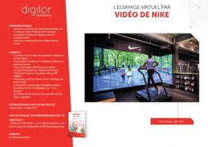 L'essayage virtuel par vidéo de Nike