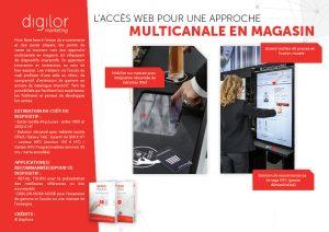 L'accès web pour une approche multicanale en magasin