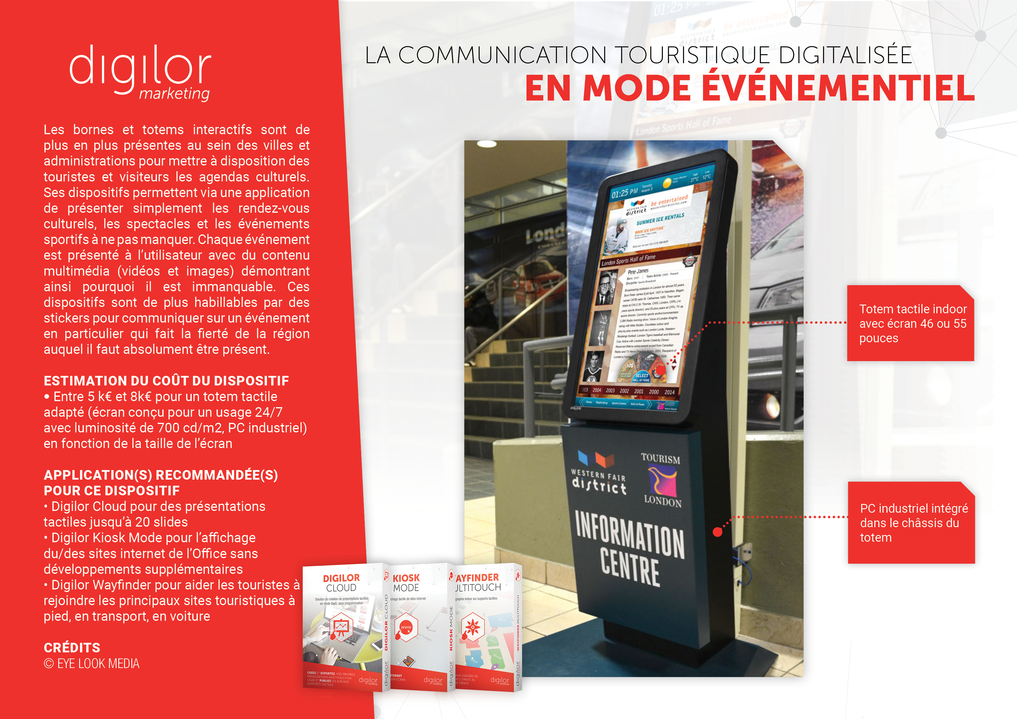 La communication touristique digitalisée en mode événementiel