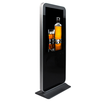 Mini Totem d'affichage 10 pouces kiosque