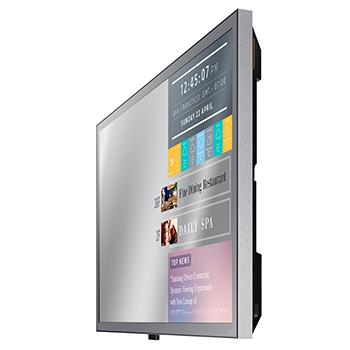 Miroir connect intelligent interactif hd 32 55 pouces for Miroir intelligent