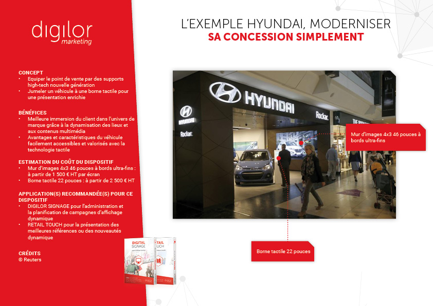 L'exemple Hyundai, moderniser sa concession simplement