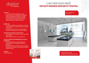 Chez Mercedes-Benz, on sait manier design et digital