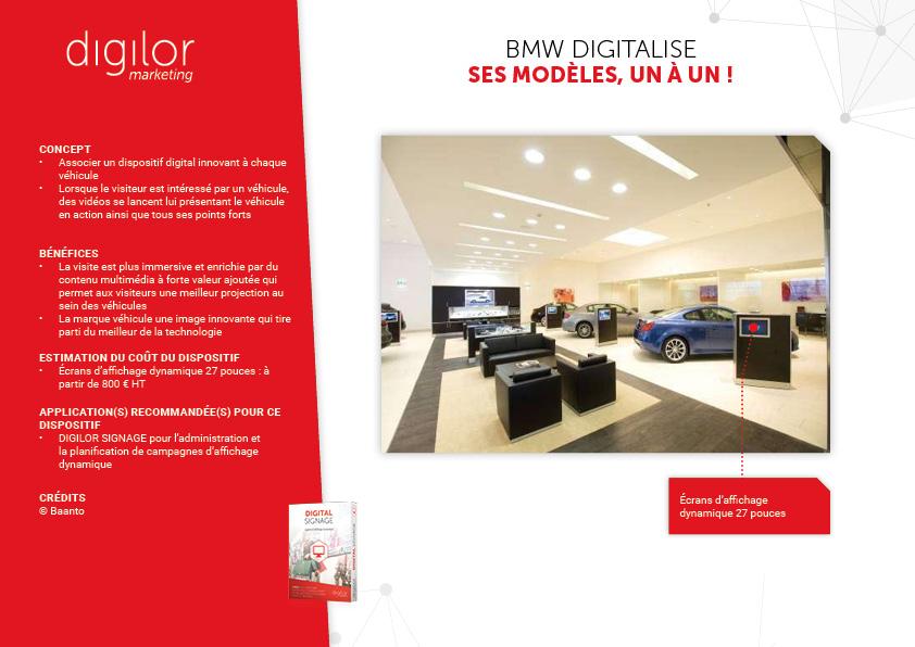 BMW digitalise ses modèles, un à un !