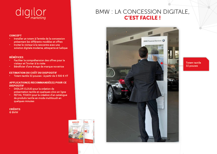 BMW : la concession digitale, c'est facile !