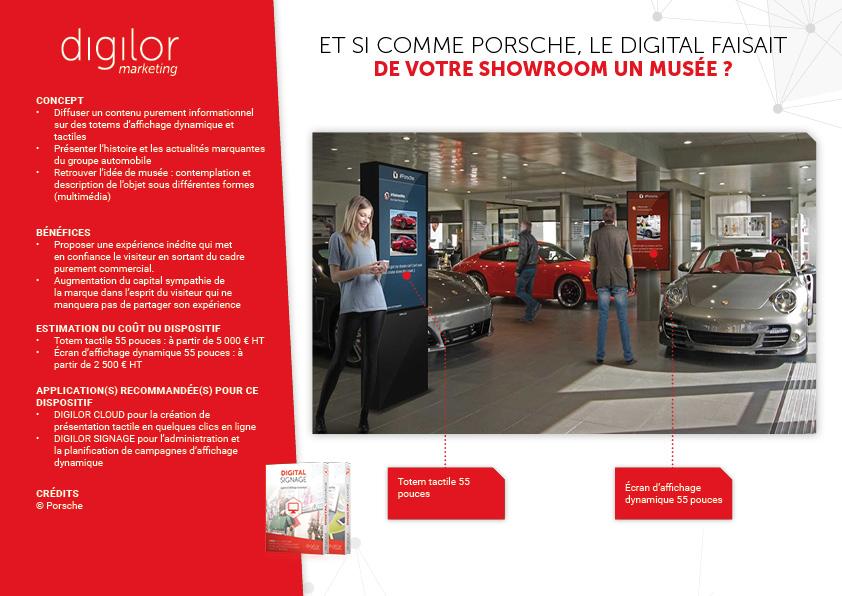 Et si comme Porsche, le digital faisait de votre showroom un musée ?