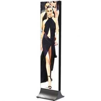 Totem LED display 0,5 x 2m