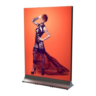 Totem LED display 1,5 x 2m