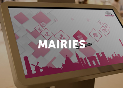 Moodbard projet digital mairies