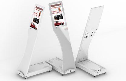 Pupitre numérique 15 pouces SIGNO profil