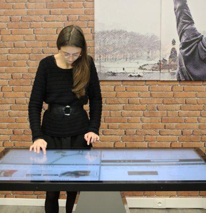 Table digitale HD 46 pouces