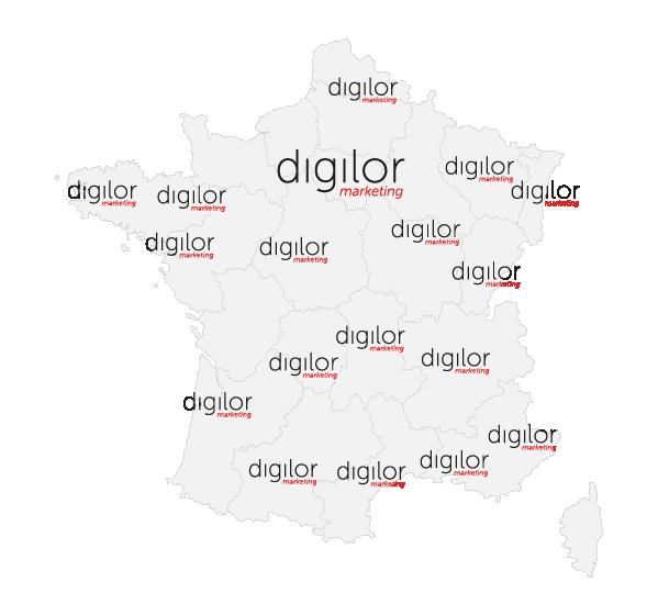 Digilor installation livraison matériel France