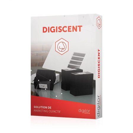 Digiscent solution marketing olfactif