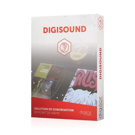 Digisound marketing sonore boite