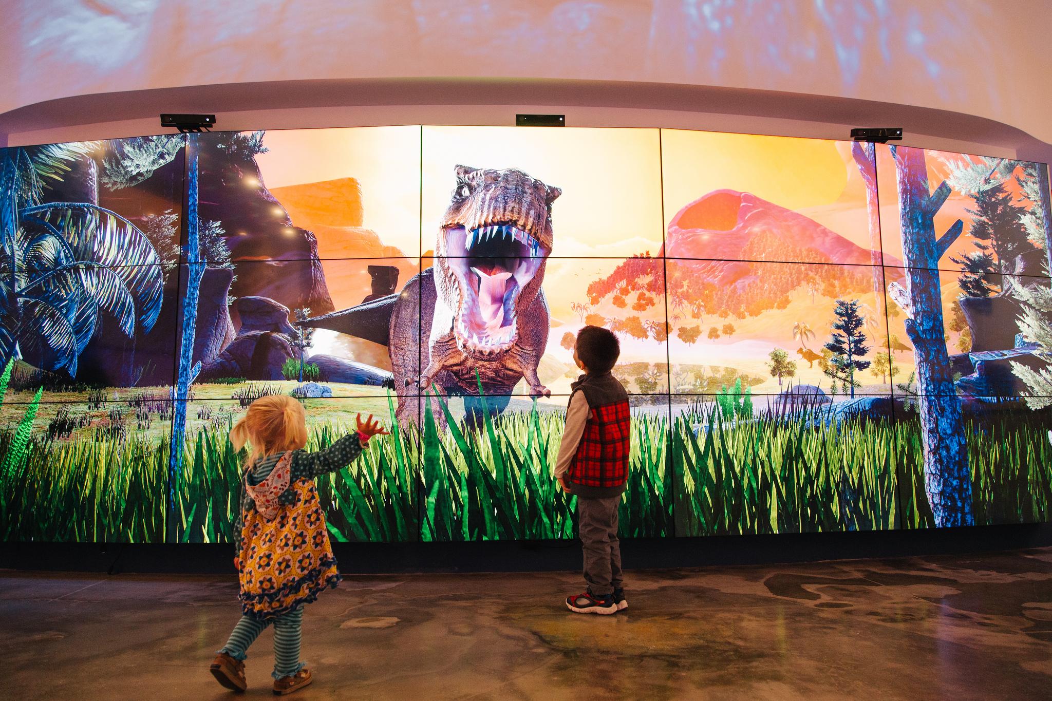 mur images 5x3 musée enfants