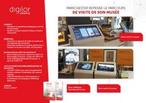 Manchester repense le parcours de visite de son musée