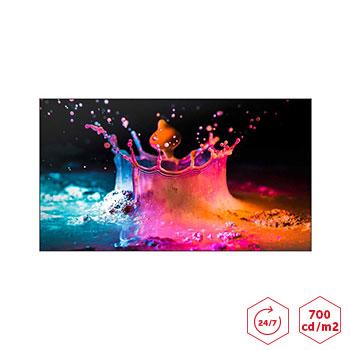 Ecran pour mur d'images SAMSUNG UD46EA 700cd/m2