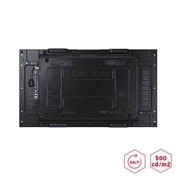 Ecran pour mur d'images SAMSUNG UD46EB 500 cd/m2 finition