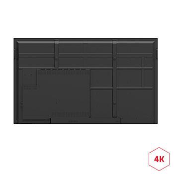 Ecran tactile 4K 75 pouces infrarouge interactif