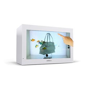 ecran transparent tactile hypebox 22 pouces. Black Bedroom Furniture Sets. Home Design Ideas