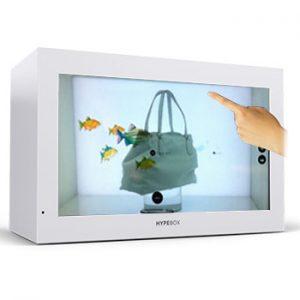 Ecran transparent tactile HYPEBOX 55 pouces