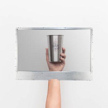 Kit écran transparent 32 pouces LG 32WFC objet connecté