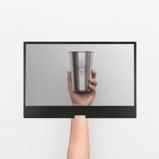 Kit écran transparent 32 pouces LG 32WFC