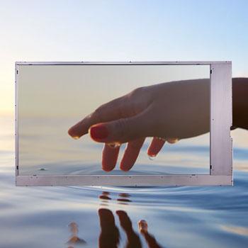 Kit écran transparent 55 pouces LG 55WFB haute définition