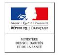 Logo ministère solidarité et santé
