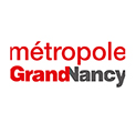 Logo métropole grand Nancy
