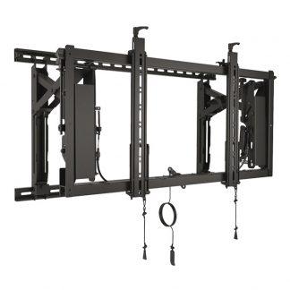 Support mécanique pour mur d'images
