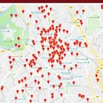 Lille application tactile cartographie interactive