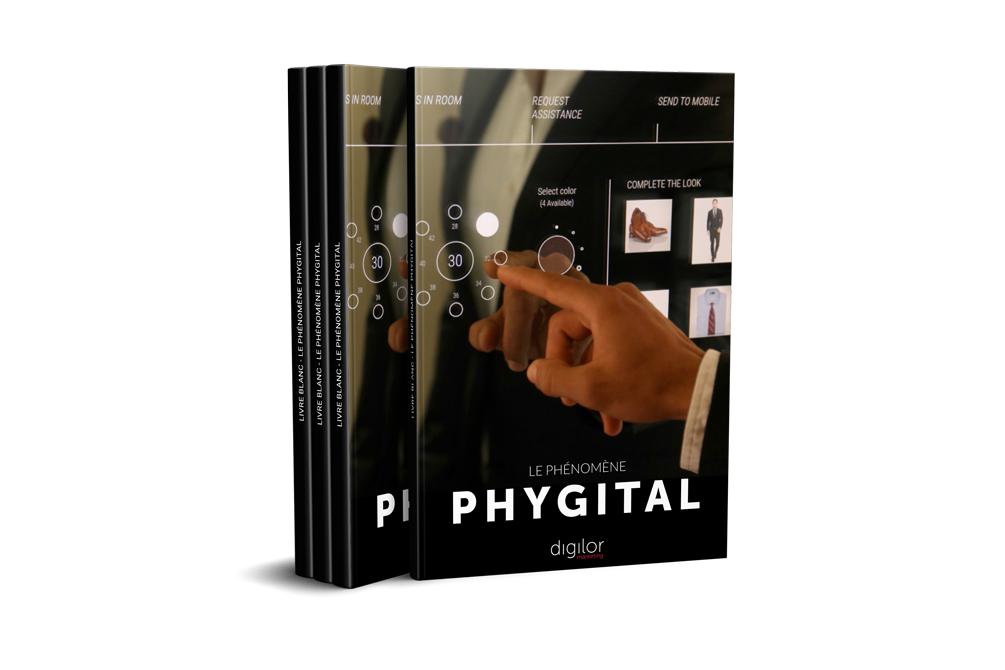 Livre blanc phénomène phygital couverture