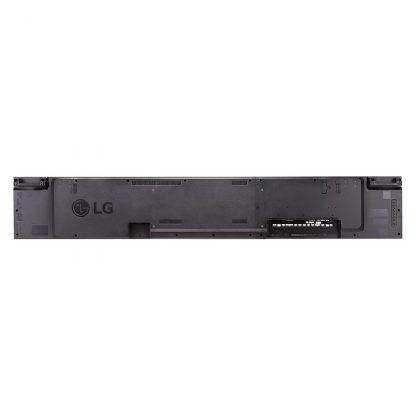 Moniteur stretch LG 86 pouces BH7C connectiques