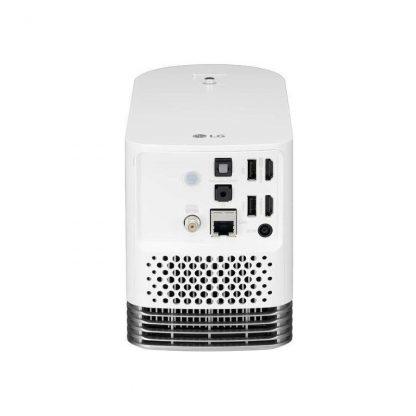 Picoprojecteur LG HF80JS connectiques
