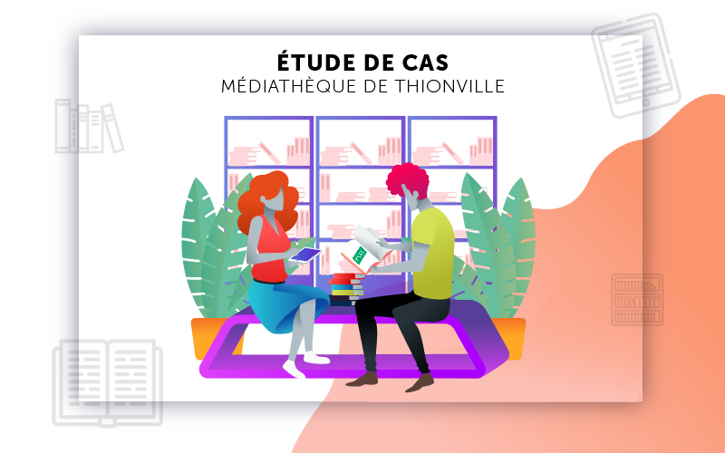 Etude de cas médiathèque de Thionville