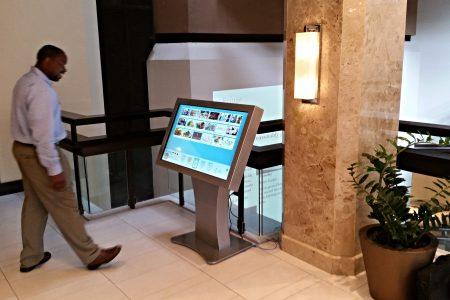 L'information partout tout le temps au sein des hôtels Hilton