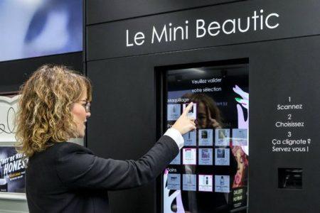 Le Mini Beautic, dernier concept connecté de Sephora