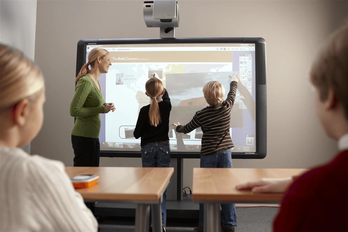 Ecole tactile tableau