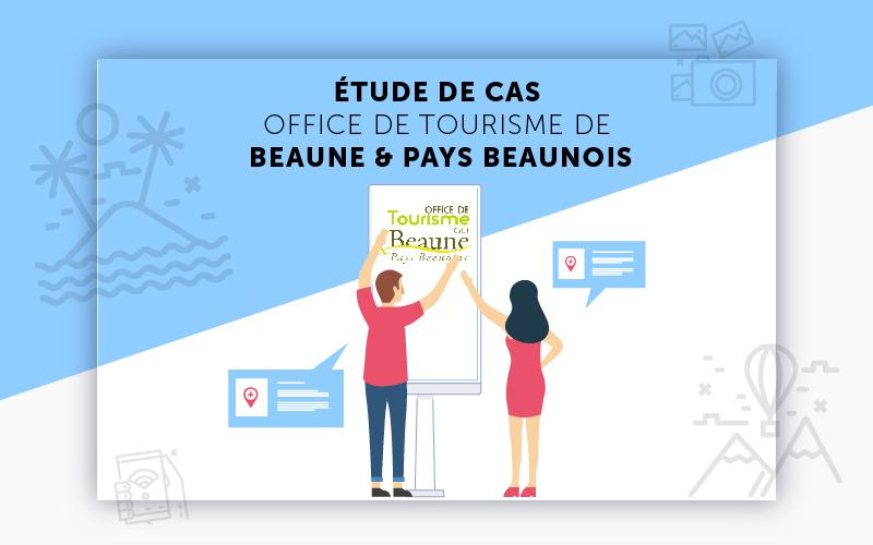 Etude de cas Office de Tourisme Beaune & Pays Beaunois