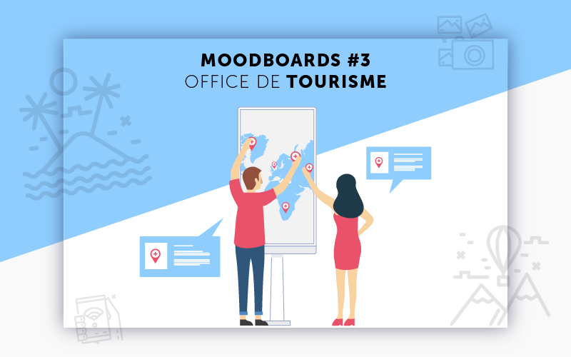 Moodboards digitalisation Office de Tourisme sélection 3