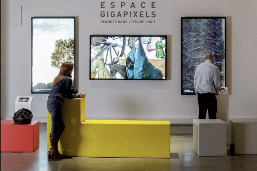 Musée art connexion exposition