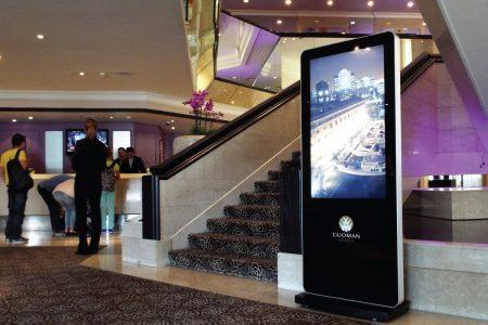 L'affichage dynamique au sein des hôtels resorts Shangri-La