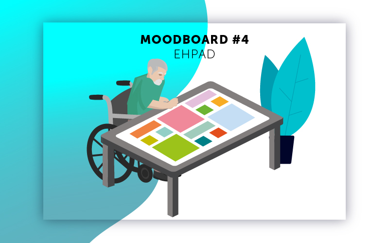 Moodboard 4 EHPAD