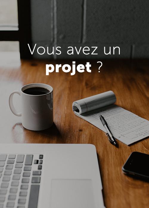 Vous avez un projet de digitalisation ?