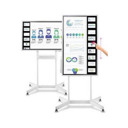Totem tactile SAMSUNG FLIP paperboard