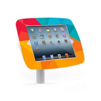 Support tablette tactile habillage