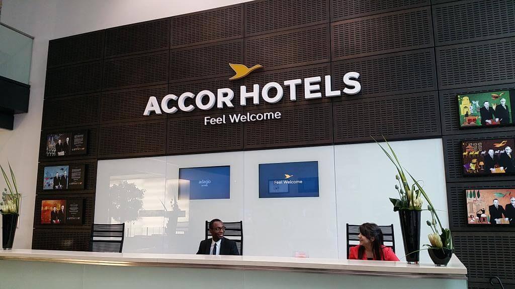 Accorhotels digitalisation