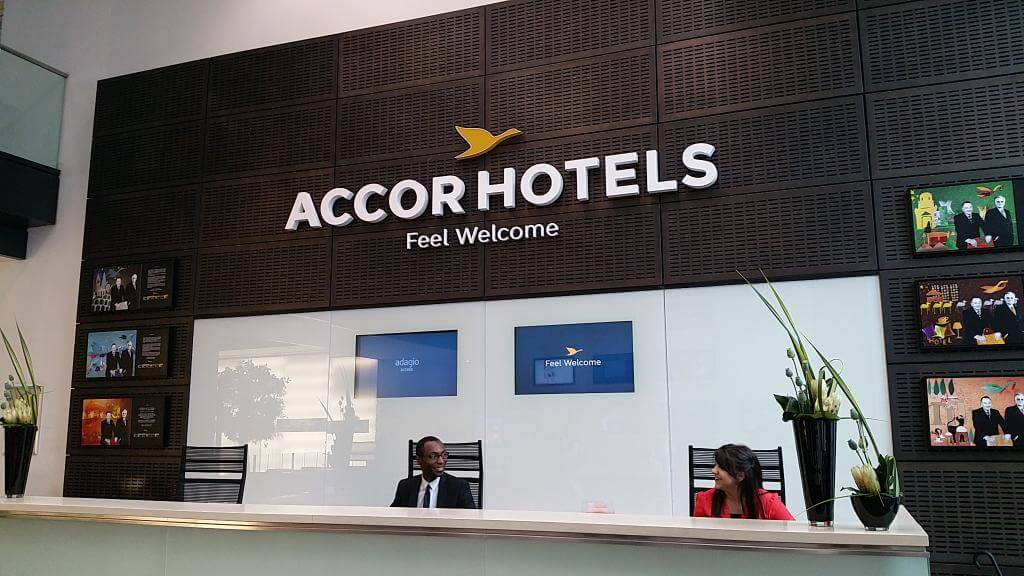Accorhotels digitalisation