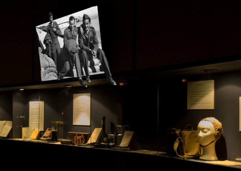 Musée Résistance bretonne réalité augmentée